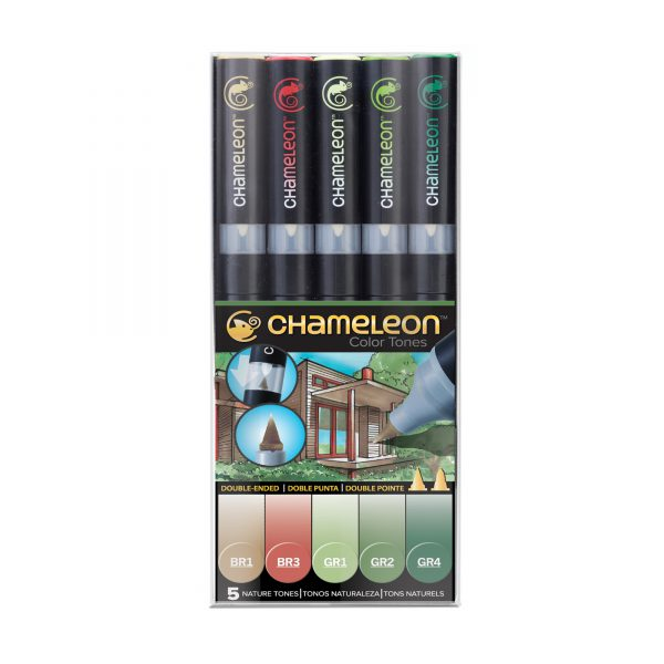Chameleon Cool Tones Natural